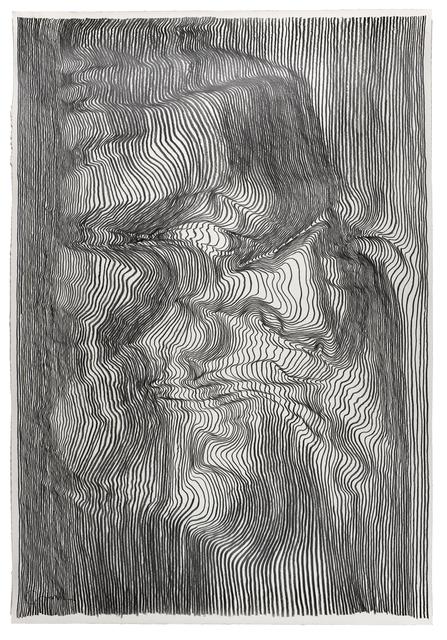 , 'Olmec #6,' 2014, V1 Gallery