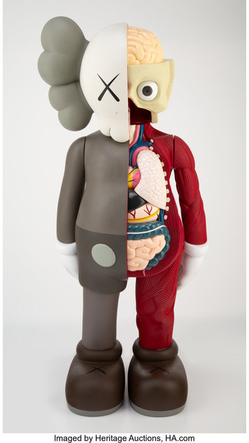 KAWS, '4FT Dissected Companion', 2009, Heritage Auctions