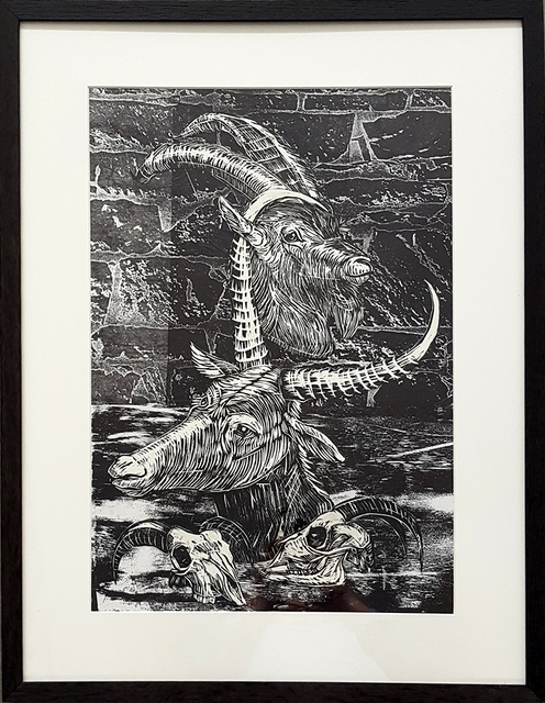 , 'Nature Morte II,' 2009-2017, Nathalia Tsala Gallery