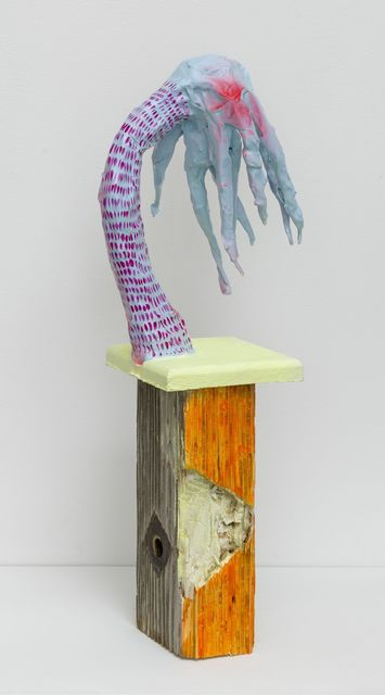 , 'Blushing Palm,' 2018, Asya Geisberg Gallery