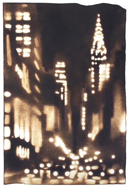 Paul Chojnowski, 'Looking Up Lex', 2009-2011, Carrie Haddad Gallery