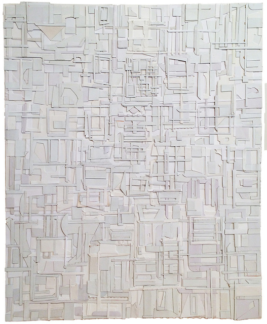 , 'Derivations in White,' 2015, Dolby Chadwick Gallery