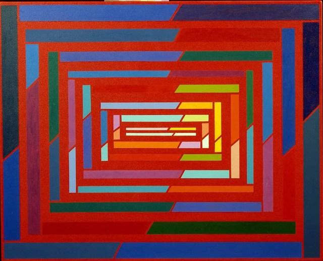 Piero Dorazio, 'Astrazione', 2004, Tornabuoni Art