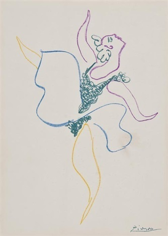 , 'Danseuse,' , Alan Kluckow Fine Art