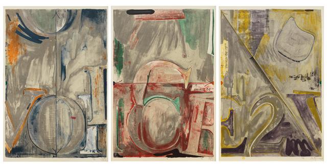 , 'Voice 2,' 1982, Susan Sheehan Gallery
