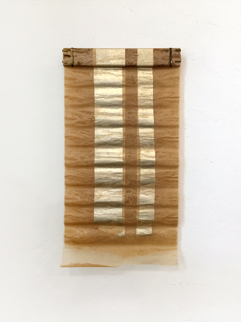 , 'charger,' 2016, Galerie Hubert Winter