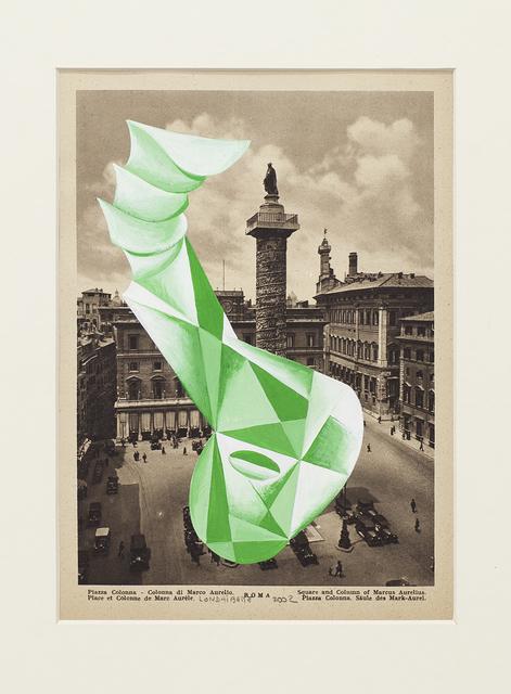 Alfredo Londaibere, 'Untitled (Piazza Colonna)', 2002, Cosmocosa