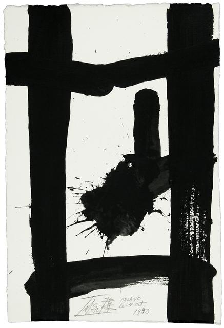 Toshimitsu Imai, 'Untitled', 1993, Martini Studio d'Arte