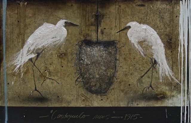 , 'CONSTRUYENDO NIDOS,' 2014, Jorge Mendez Gallery