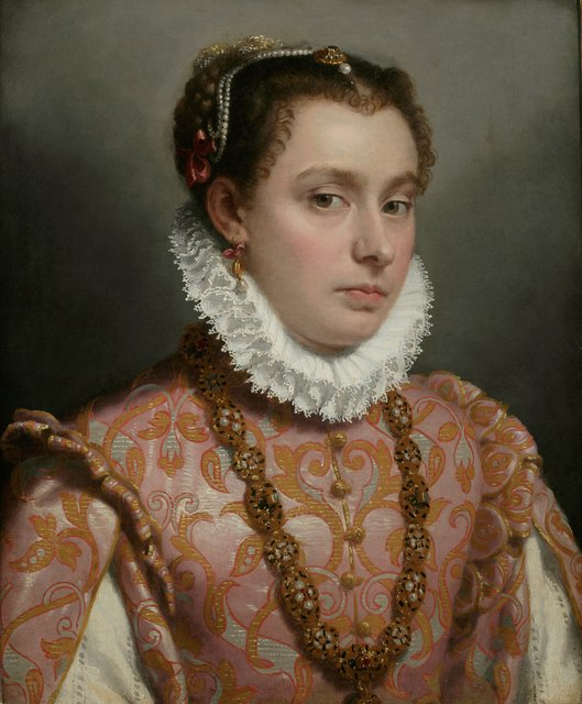 , 'Young Lady,' 1560-1565, Royal Academy of Arts