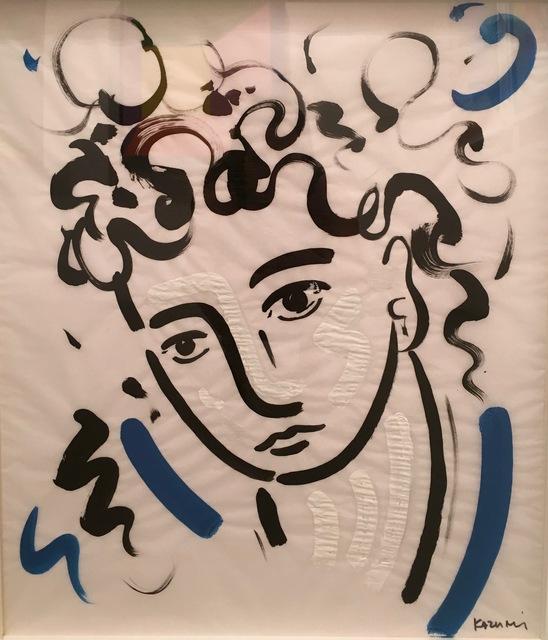 , 'Eurydice Vellum Series, No. 1,' 2017, Cheryl Hazan Gallery