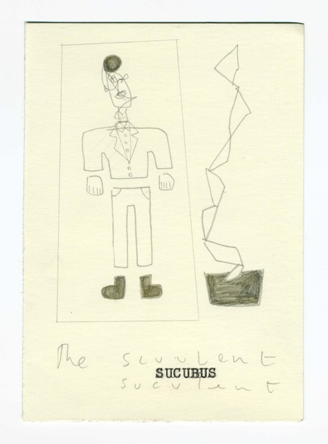 , 'μg, succulentsucubus, after Rose,' 2019, UNION Gallery