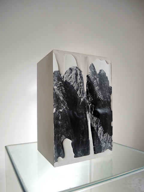 , 'Bergen 02,' 2014, Galerie Christian Lethert