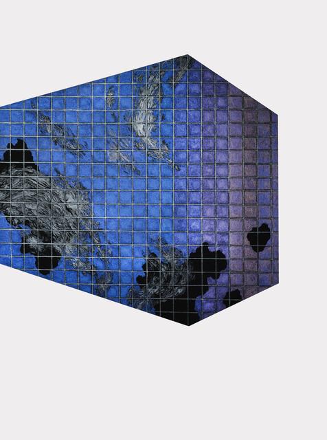 , 'Equator,' 2016, BERLIN BLUE art