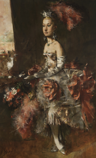 , 'The Princess,' 1960, ACA Galleries