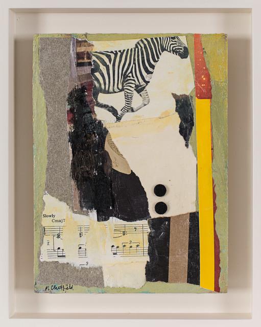 , 'Zebra,' 2015, Rosenberg & Co.