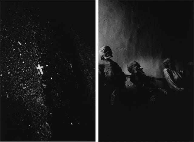 , 'Obs. 7,' 1988, Quadrado Azul