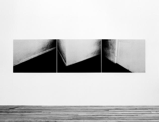 , 'Triptych #10,' 1976-1978, Casemore Kirkeby