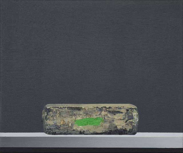 , 'Lithograph Stone - Untitled,' 2015, Michael Gibson Gallery