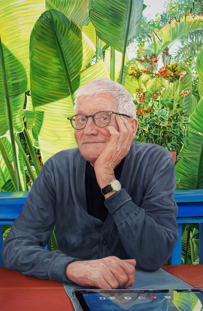 , 'Portrait #139 (David Hockney),' 2015, Gerald Peters Gallery