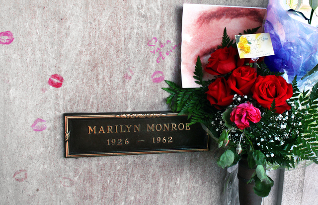 , 'Untitled [marilyn],' 2010 -ongoing, Copperfield