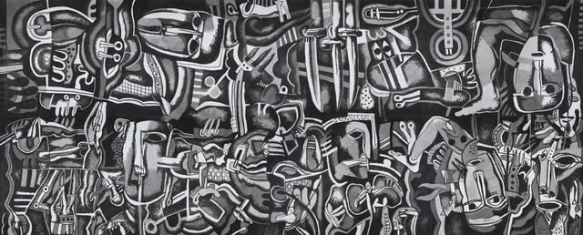 , 'My Broken Dream,' 2015-2016, Meem Gallery