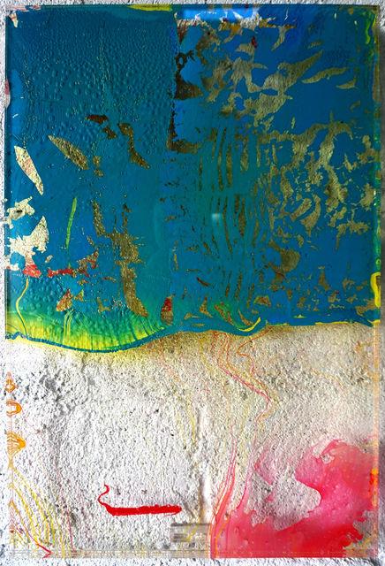 , 'Untitled Cerulean,' 2018, JanKossen Contemporary