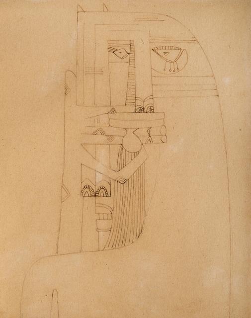 , 'Interlude Marseille,' 1940, Latin American Masters