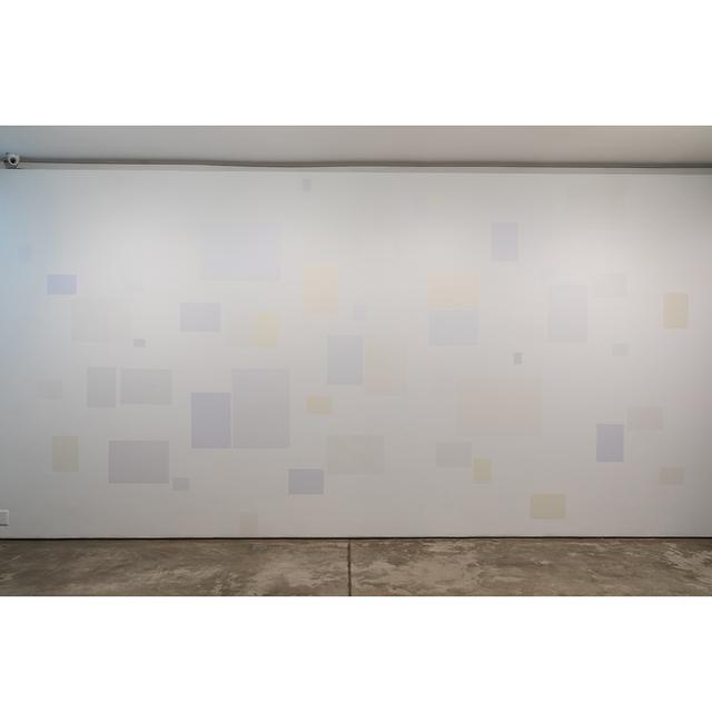 , 'Existem 88 deuses em um grão de arroz ( Série Brancos ),' 2017, Galeria Raquel Arnaud