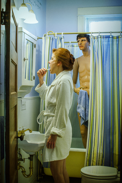 , 'Shower,' 2013, Joanne Artman Gallery