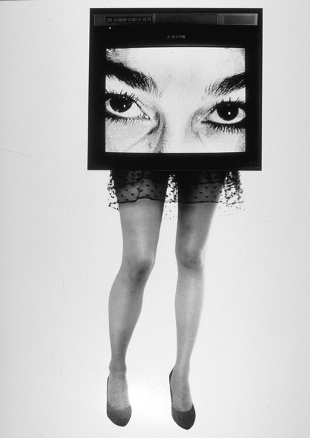 , 'TV Legs,' 1990, Anglim Gilbert Gallery