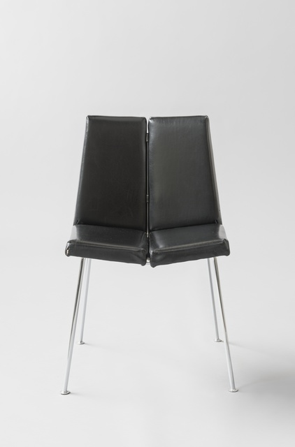 Pierre Guariche, 'Set of 4 chairs CG1', 1959/1960, Galerie Pascal Cuisinier