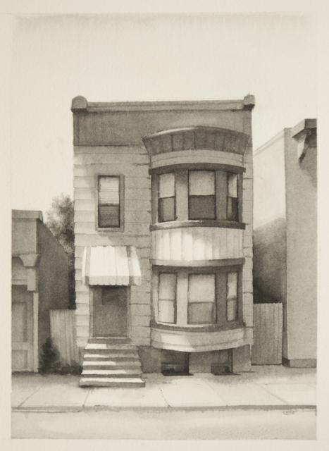 , 'Fourth Street II ,' 2016, Carrie Haddad Gallery
