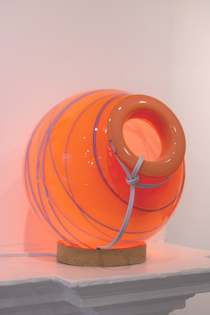 , 'Light Sculpture,' 2019, Halsey McKay Gallery