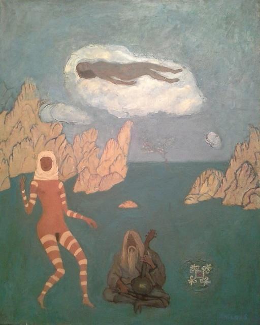 , 'Dream-17,' 1991, Aspan Gallery