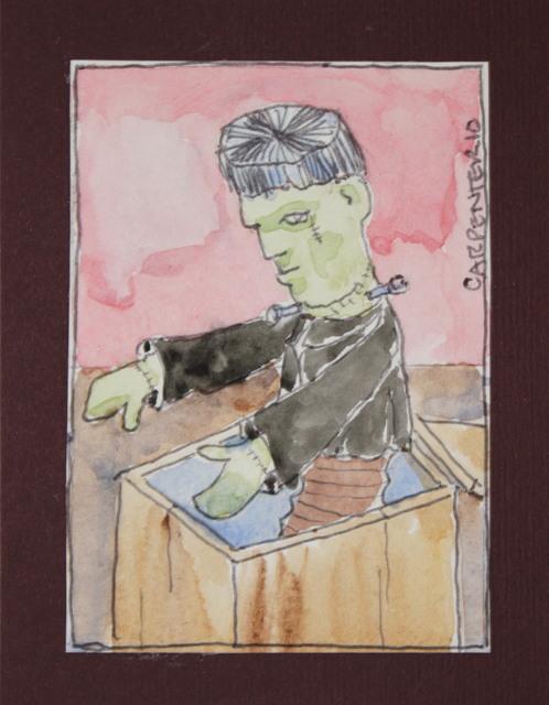 , 'Frankenstein,' 2010, Collezionando Gallery