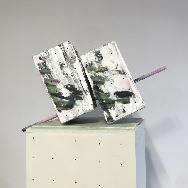 , 'hard body,' 2017, Miranda Kuo Gallery