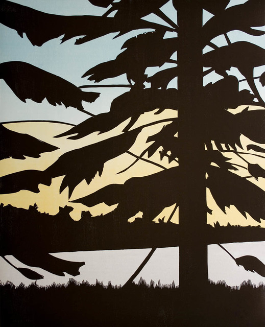 Alex Katz, 'Twilight 1', 2009, Betsy Senior Fine Art