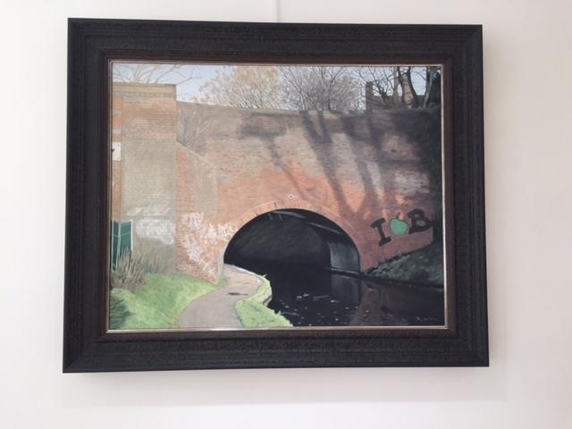 , 'Bridge 83, Dark Tunnel,' 2017, Reuben Colley Fine Art