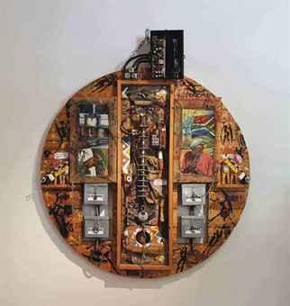 , 'Elections,' 1996, Erdmann Contemporary
