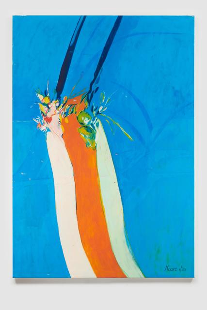 , 'Untitled I (Blue Orange),' 1978, Susan Eley Fine Art