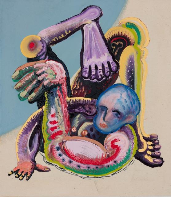 Mark Frygell, 'Thinker III (Confusion)', 2019, Andréhn-Schiptjenko