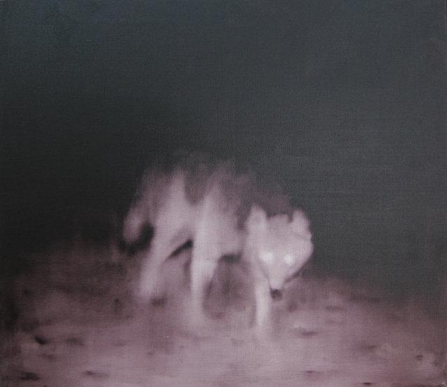 , 'Wolf,' 2015, Galerie Rüdiger Schöttle