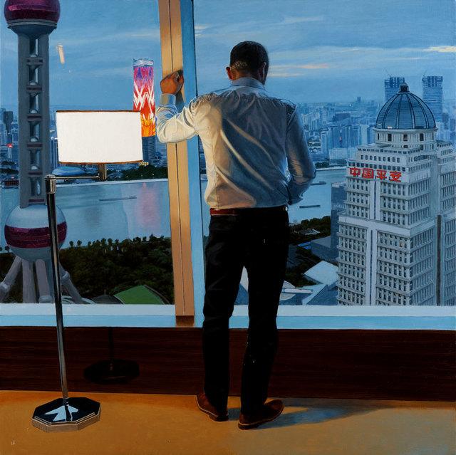 , 'Pudong Window,' 2017, Pontone Gallery