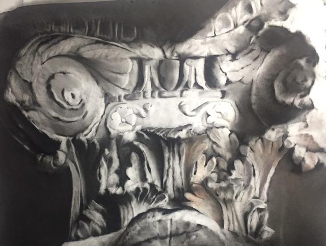 , 'Aquileia Fountain,' 2018, Cristin Tierney