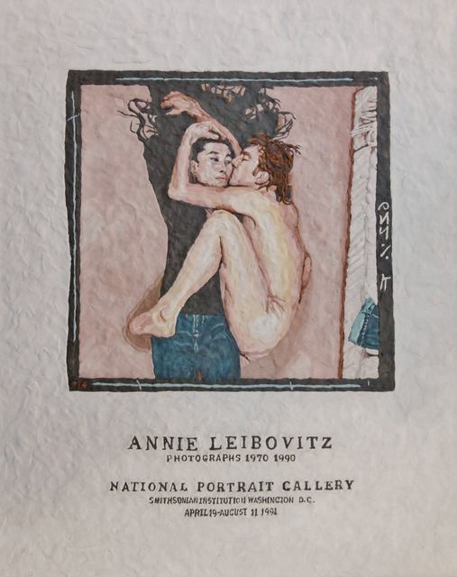 , 'Imposter: Annie Leibovitz at National Portrait Gallery,' 2018, eitoeiko