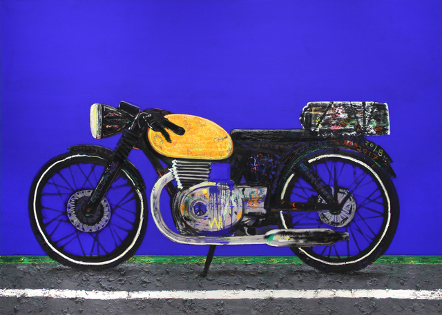 , 'Motorcycle #1: Daylight,' , Michael Gibson Gallery