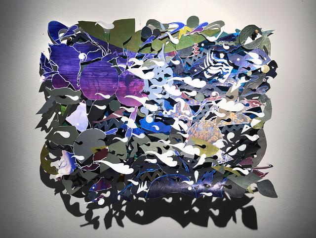 , 'Thunderthumb,' 2018, ArtHelix Gallery
