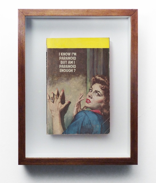 , 'I Know I'm Paranoid,' 2016, Nanda Hobbs Contemporary