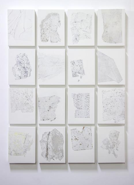 , 'Fragmentation Installation Series Grouping 2,' 2018, Paradigm Gallery + Studio